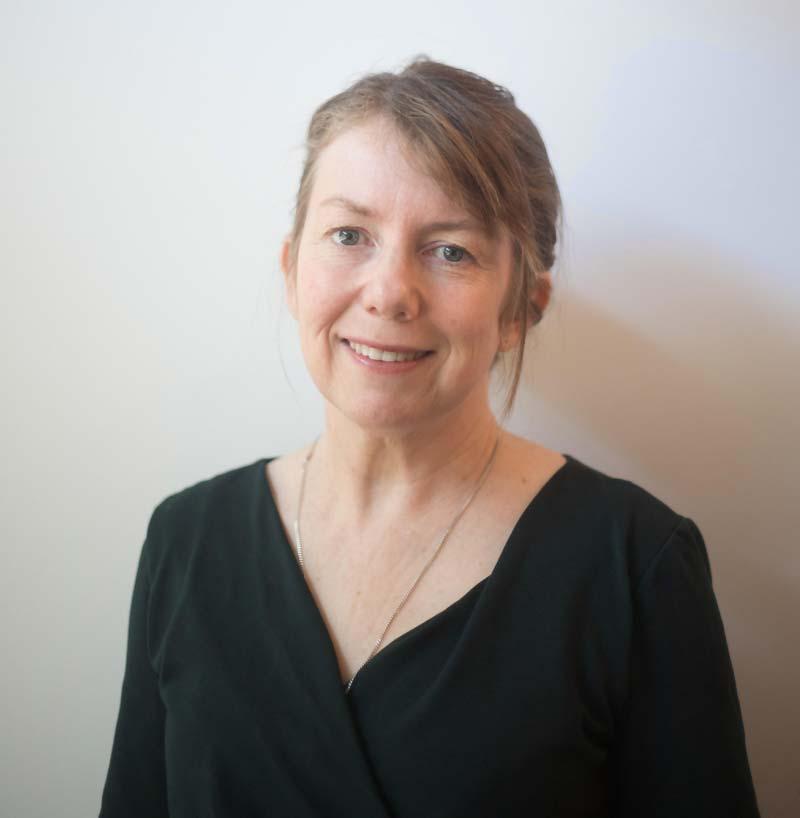 Dr Emma O'Shea