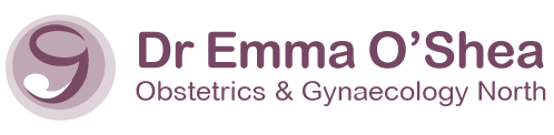 O and G Dr Emma O'Shea logo